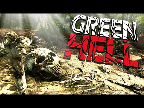 Green Hell - Part 3 - DEEP IN THE JUNGLE  (Multiplayer)