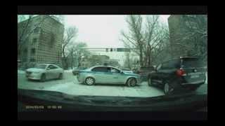 Полиция Алматы - хитрая новинка