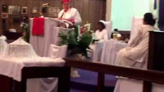 Pastor Aileen R. Scott - From Protest To Praise