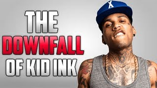 The Truth About Why Kid Ink Fell Off