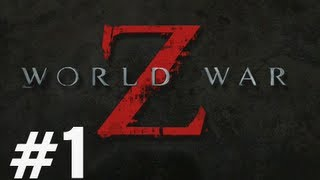 World War Z Gameplay Walkthrough Part 1 (Story Mode) iOS Android Zombies Game iPhone