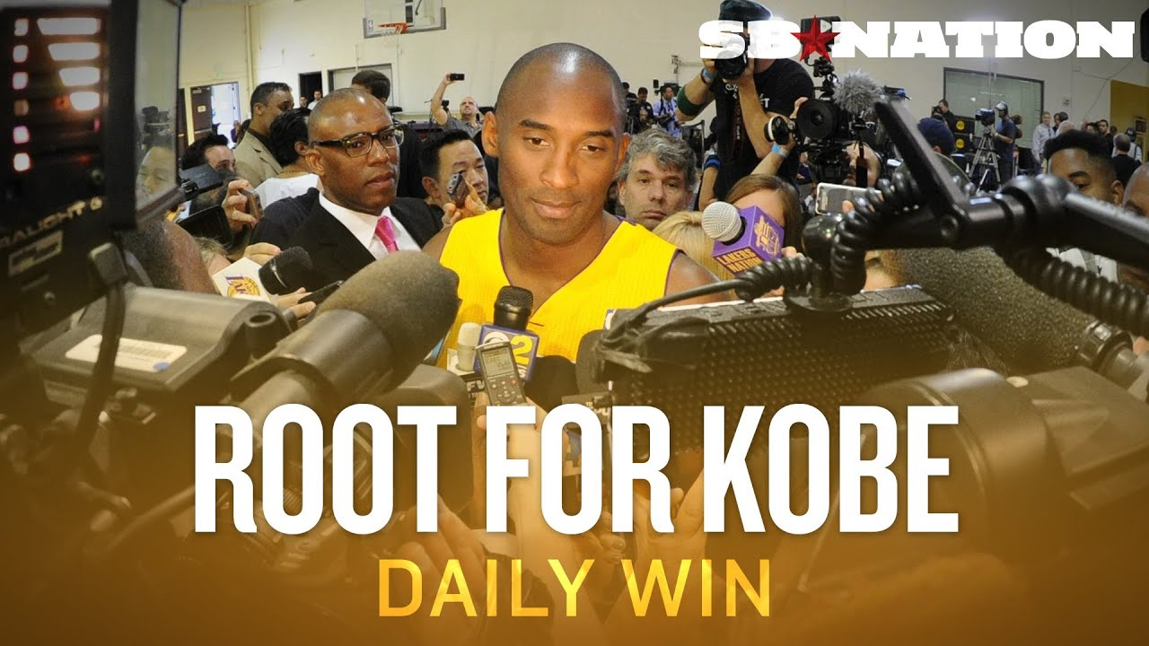 Kobe Bryant, 2013-14 Lakers deserve your attention (Daily Win) thumbnail