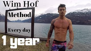 Wim Hof Method | Every day for 1 Year