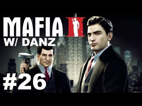Mafia II w/ Danz Pt26 PROFESSIOSMELLISM