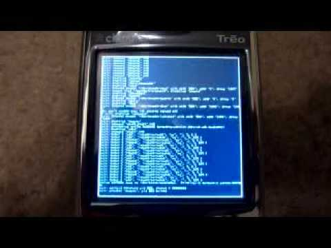 Dear Palm Treo With Android 650: You Are Inspiring