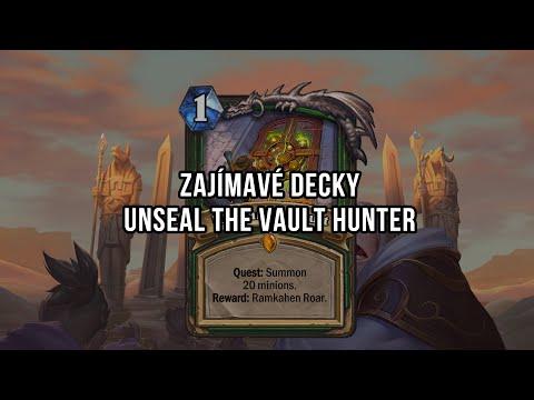 Zajímavé decky - Unseal the Vault Hunter