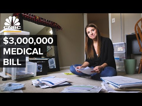 Why Medical Bills In The US Are So Expensive