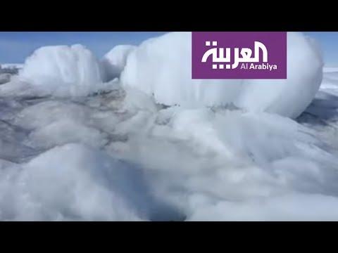 العرب اليوم - شاهد: الدلتا المصرية من أكثر المناطق المعرضة للغرق