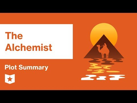 the alchemist study guide course hero plot summary