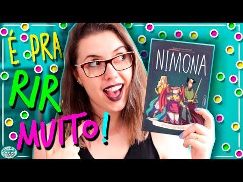 Nimona   Resenha   por Borogodó Literário