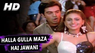 Halla Gulla Maza Hai Jawani | Amit Kumar | Jawaani 1984