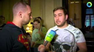 EDGAR Интервью телеканалу МИР на Презентации Лолиты Милявской