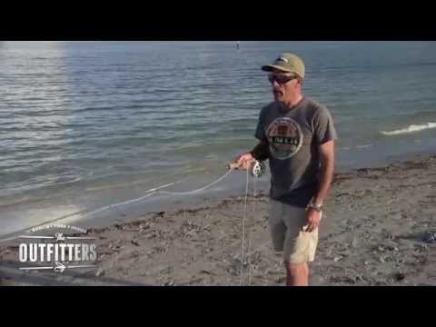 Practice for Florida flats fishing