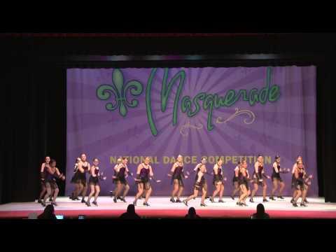SWING - Dance Dynamics Memphis [W. Memphis, AR]