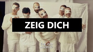 Rammstein   Zeig Dich (¿De Que Nos Habla?)