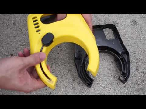 What's Inside an Ofo Bike Lock - Public Bike Sharing