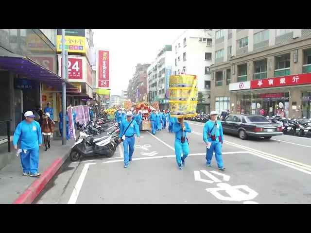 台北松山慈惠堂-岫玉母娘-遶境開光安座-Part3