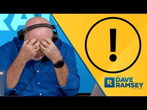 Guy calls into a financial advice show with a MILLION DOLLARS in student loan debt.