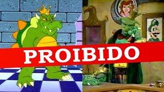 O Programa de TV do Super Mario que foi PROIBIDO!