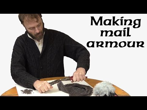 Making Mail Armour - Part One Mp3