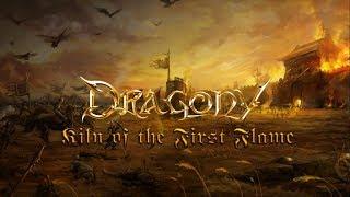 Dragony - Kiln of the First Flame LYRIC VIDEO Sub Español
