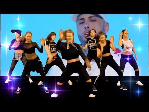 Nicky Jam x J. Balvin - X (EQUIS) | Prod. Afro Bros & Jeon