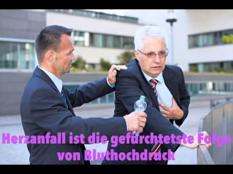 Hypertension Treatment Volksmittel für junge