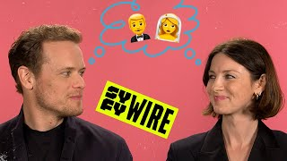 Outlander Cast Breaks Down Their Favorite Season 5 Episode 1 Moments | SYFY WIRE