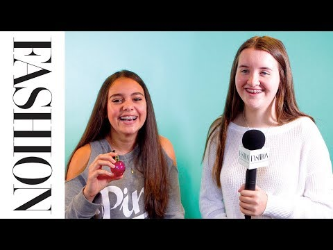 Teen Girls Review Celebrity Fragrances