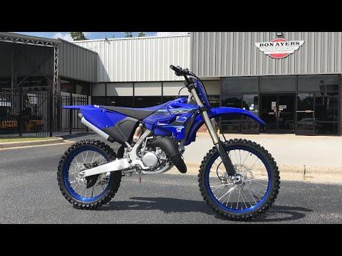 2021 Yamaha YZ125 in Greenville, North Carolina - Video 1