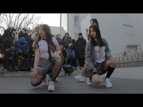 도깨비 | CLC - 댄스팀 너의소녀 홍대 버스킹 chulwoo 직캠(Fancam)