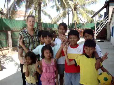 Volunteer in Orphanage Program, Phnom Penh, Cambodia