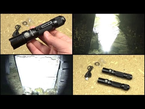 Atactical A1S Flashlight Review, Sweet Upgrade To The A1 Light