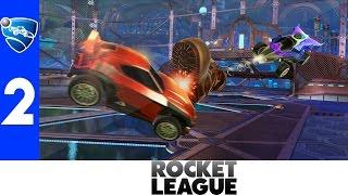 """Une histoire de """"Check Me Out"""" (Rocket League Funny Moments #2)"""