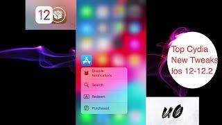 Cydia Tweaks For Ios 12-12 1 2 Uncover Jailbreak - Самые лучшие видео