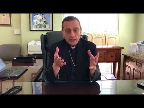Material vs. Spiritual Wealth | Bishop Caggiano's Corner