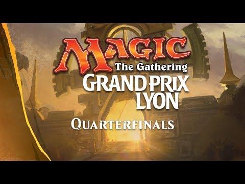 Grand Prix Lyon 2018 (Modern) Quarterfinals