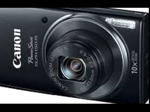 Canon PowerShot ELPH135 Digital Camera Silver