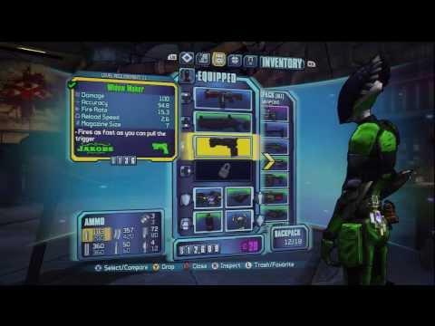Borderlands 2 - Bloodshot Stronghold Puzzle Guide