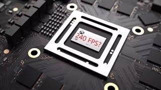 A 240 FPS Xbox Console? Let's Talk Next Gen CPU