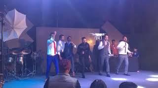 Arijit Singh and Amit Mishra - Galti se mistake   Sangeet Choreography