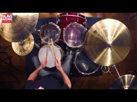 Slagwerkkrant Video Review – Sakae Almighty Birch drums