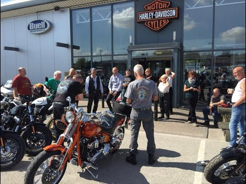 Chrome Hill Harley Owners Group Ride Outs 2017 - 2019