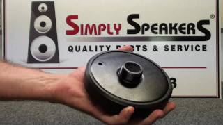 Speaker Repair Yamaha Eminence Horn Driver Diaphragm Replacement by Simply Speakers