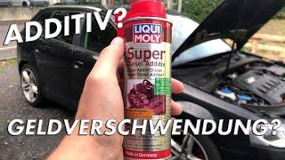 Liqui Moly Super Diesel ADDITIV - Erfahrungen mit VW/AUDI 2.0 TDI