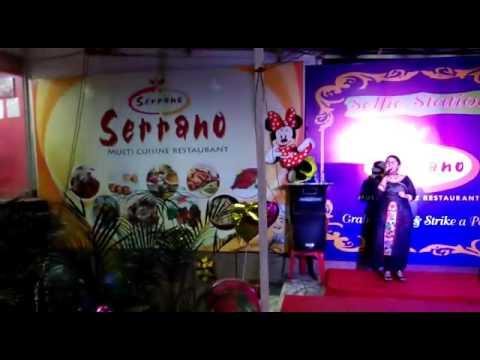 Ansuman's Co-Singer Antarikshyaa Live