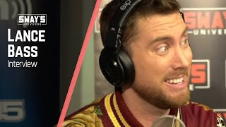 Lance Bass On The Biggest Music Mistake He Made & 'The Boy Band Con: The Lou Pearlman Story'