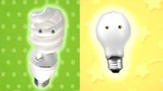 Energy Conservation for Kids – Lighting