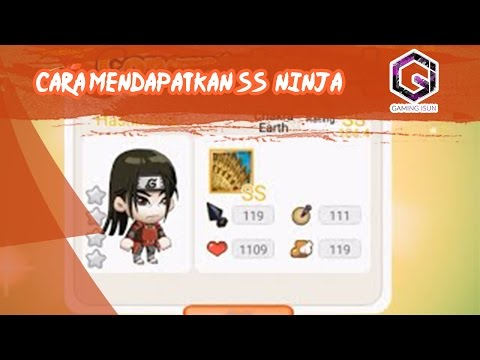 Video Tips & Trick #3 | Cara Mendapat SS Ninja Di Ninja Heroes - Clash Of Ninja