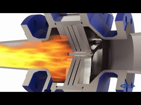 Hoạt động của thiết bị bình ngăn tia lửa như thế nào - 0902800728